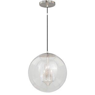 Vaxcel 630 Series 1-Light Globe Pendant