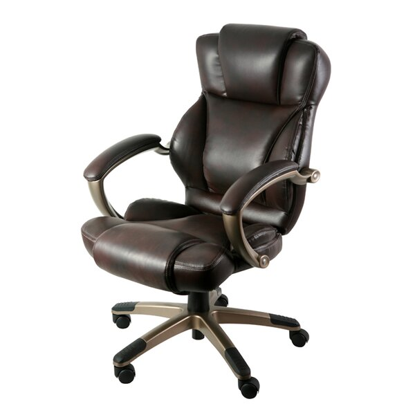 Leather Office Chairs You\'ll Love in 2019 | Wayfair