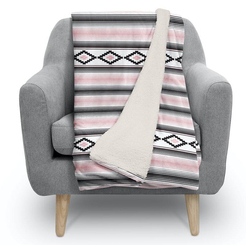 Union Rustic Koffler Serape Single Comforter