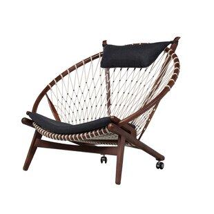Kistler Papasan Chair by Brayden Studio
