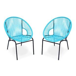 Dandridge Garden Chair (Set of 2) by Lynton Garden