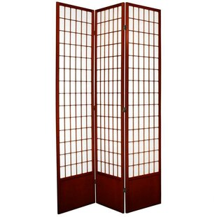 Marissa Shoji Room Divider by World Menagerie