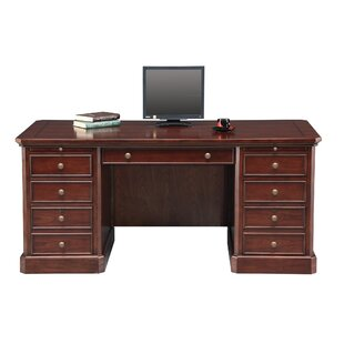 Spielman Credenza Executive Desk