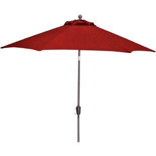 Carleton 9 Ft. Market Umbrella by Fleur De Lis Living