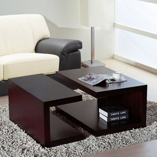 Jengo 2 Piece Coffee Table Set