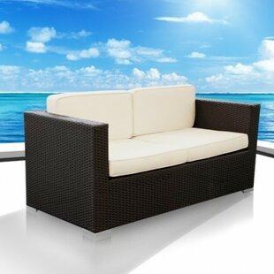 Haiken Outdoor 2 Seater Sofa