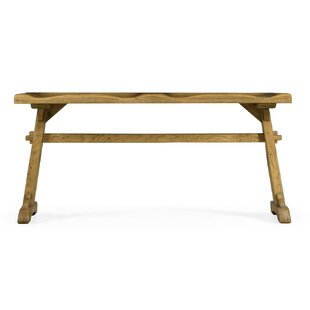 Oak Tavern Wood Bench