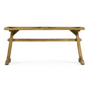 Oak Tavern Wood Bench