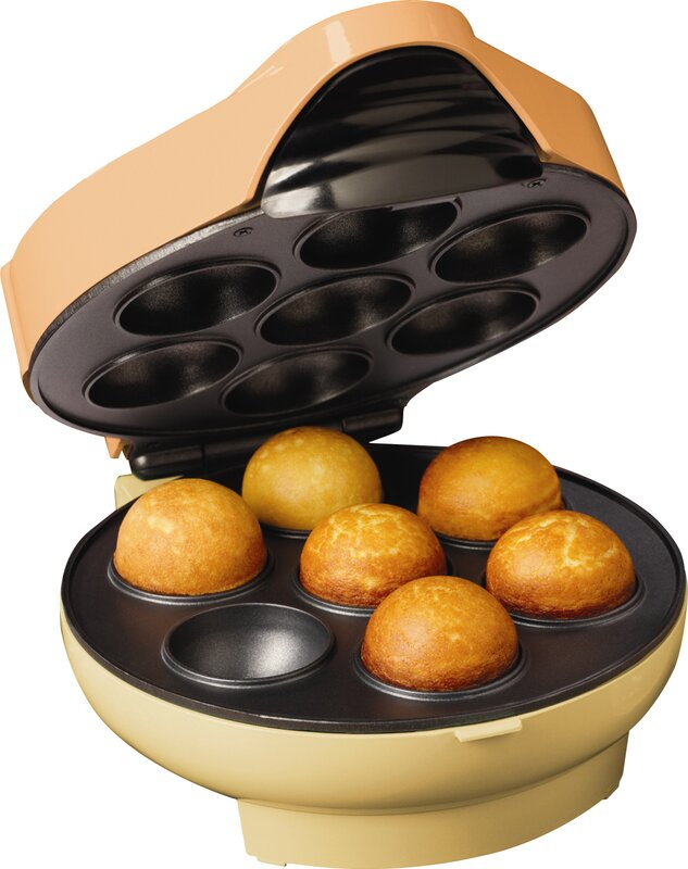 Nostalgia Electrics Cake Pop and Donut Hole Maker Reviews Wayfair