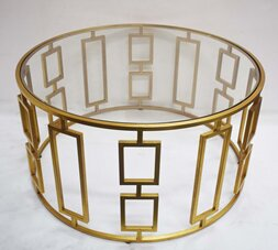 Argent Coffee Table By Mercer41