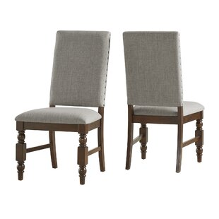Dublin Side Chair (Set of 2) by Three Posts