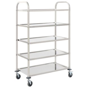 Saoirse Kitchen Trolley By Symple Stuff
