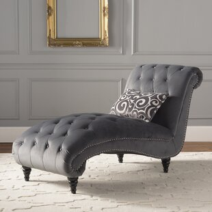 Hendrix Chaise Lounge By Willa Arlo Interiors