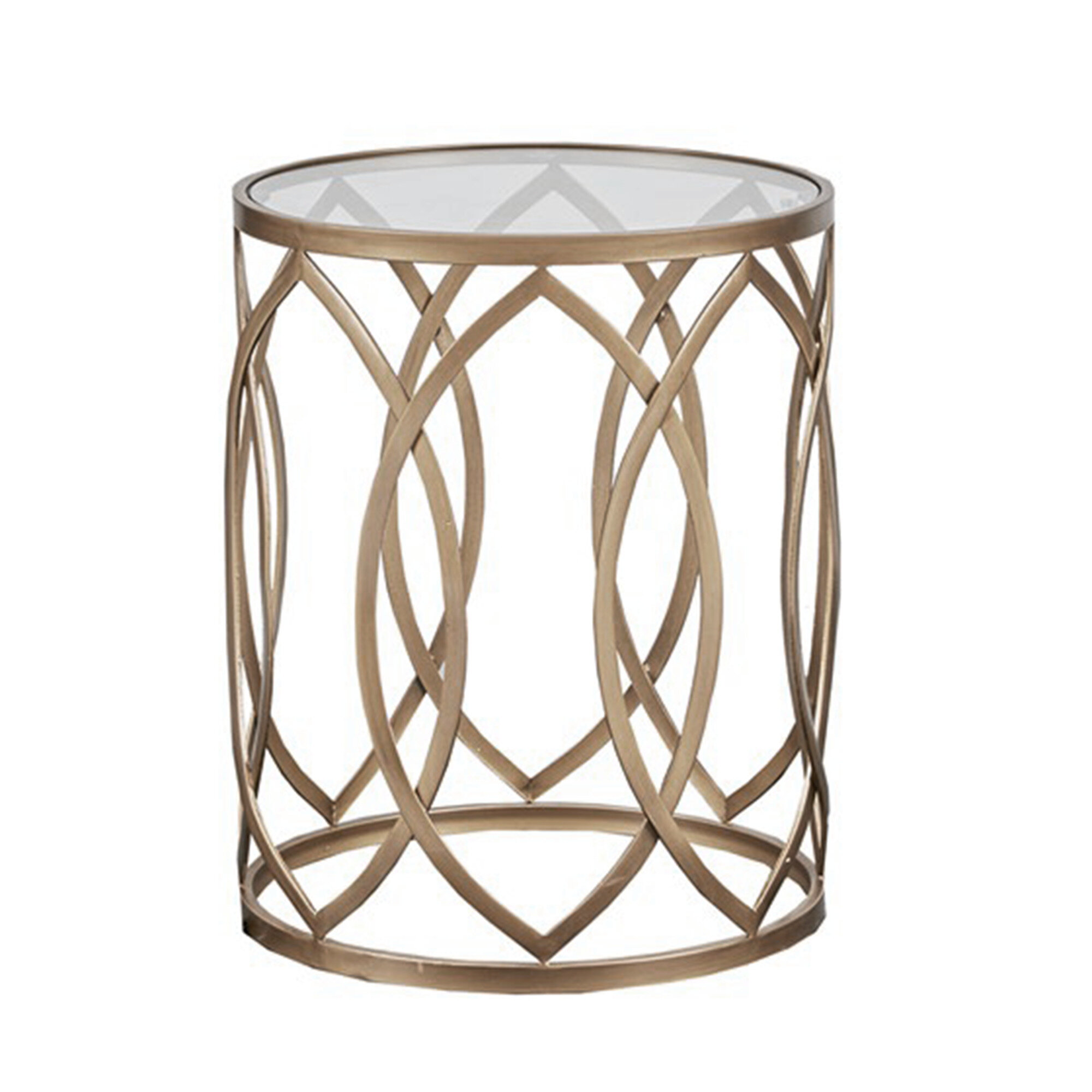 Bronze End Side Tables You Ll Love In 2020 Wayfair