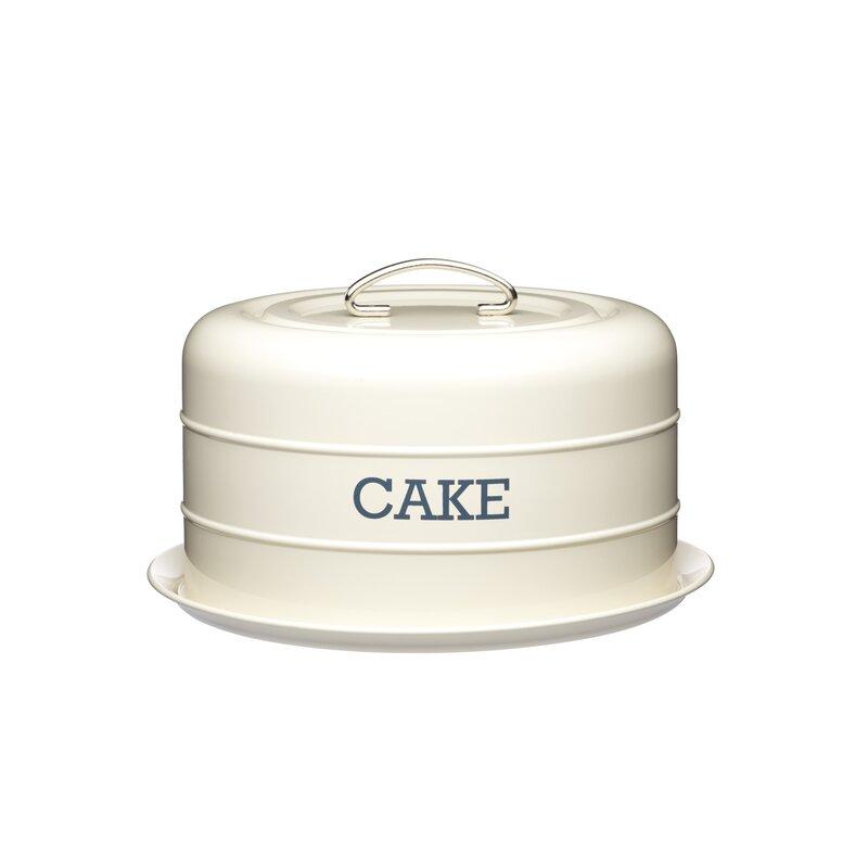 Cookware, Dining & Bar Vintage Metal Number 2 Cake Tin Elegant Appearance