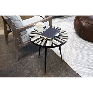 Geise End Table By George Oliver