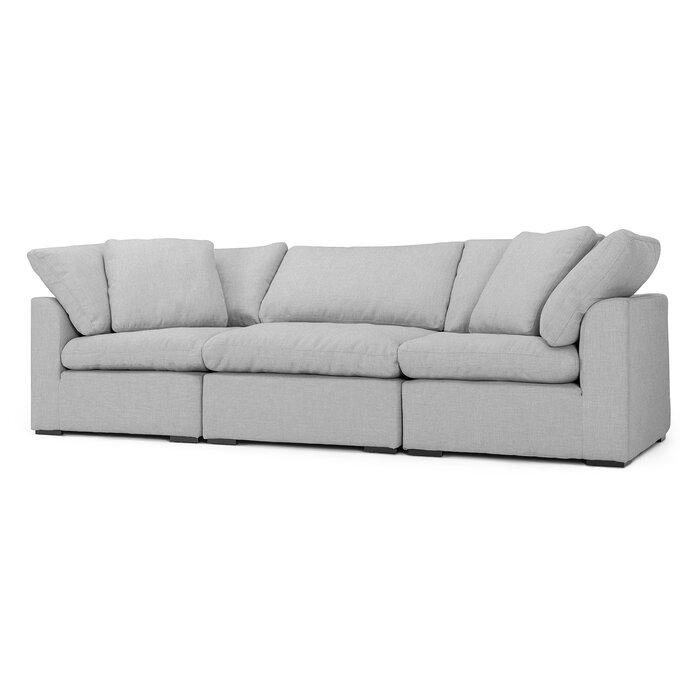 Grantville 3 Piece Modular Sofa