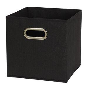 Open Fabric Storage Bin (Set of 6)
