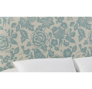 Slip Cover Upholstered Panel Headboard by Skyline Furniture