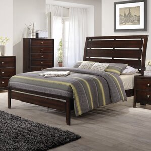 Chara Simmons Casegoods Bed by Latitude Run