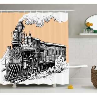 Josefa Single Shower Curtain