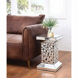 Abbotsford End Table By Everly Quinn