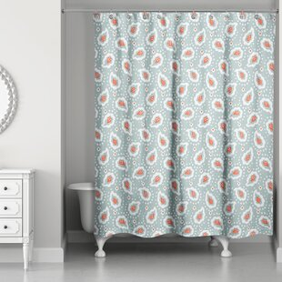 Hanshaw Single Shower Curtain