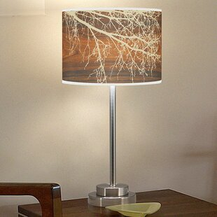 Organic Modern Branch Stem 24 Table Lamp