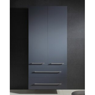 HS 80 X 176cm Wall Mounted Cabinet By Belfry Bathroom