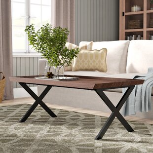 Kirti Rectangular Coffee Table by Gracie ..