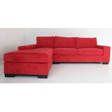 Jepson 120 Left Hand Facing Sectional by Ivy Bronx
