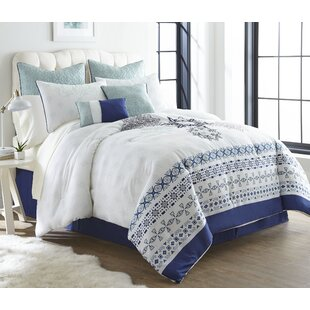 Santino 12 Piece Comforter Set