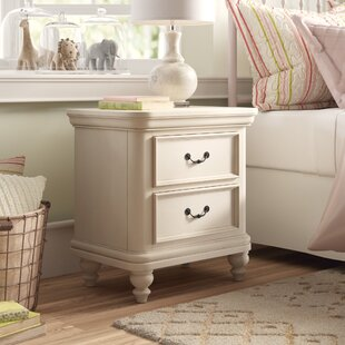 Kiara 2 Drawer Nightstand
