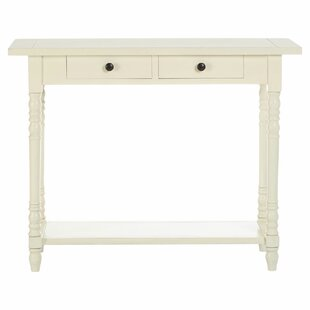 Agatha 2 Drawer Console Table By August Grove
