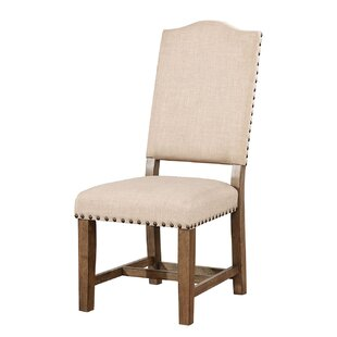 Upholstered Dining Chair (Set of 2) Ophelia & Co.