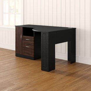 Dahlin 2 Drawer L- Shape Computer Desk by Red Barrel Studio