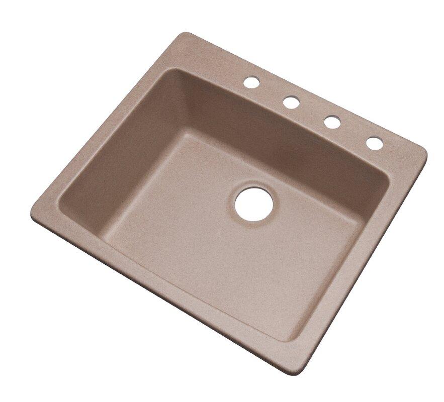 northbrook 25   x 22   kitchen sink solidcast northbrook 25   x 22   kitchen sink  u0026 reviews   wayfair  rh   wayfair com