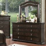 Astoria Grand Fye 8 Drawer Double Dresser
