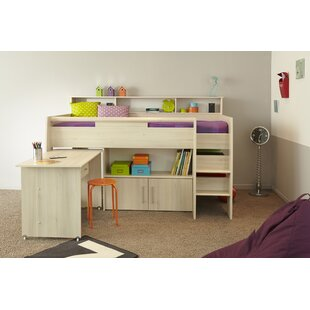 Costa Mid Sleeper Bed By Isabelle & Max