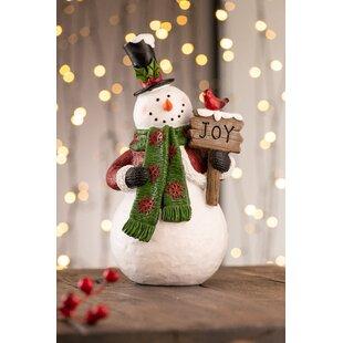 Standing Snowman Wayfair Co Uk