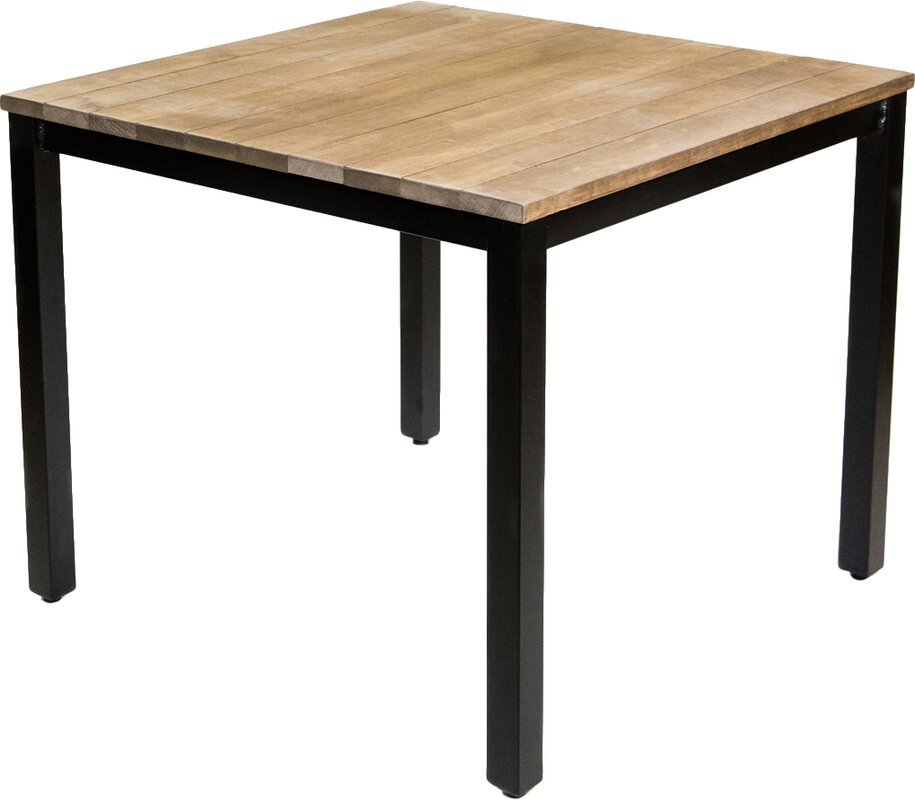Standard Square Vintage Dining Table. Modern Square Dining   Kitchen Tables   AllModern