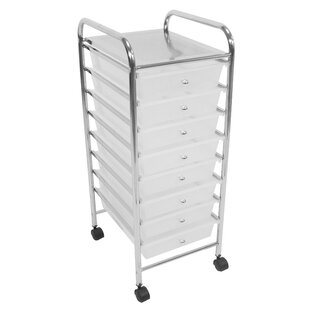 Trolley With Drawers By Symple Stuff