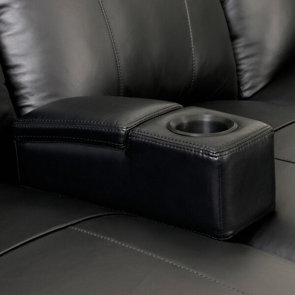 Astounding Recliner With Storage Arms Wayfair Machost Co Dining Chair Design Ideas Machostcouk