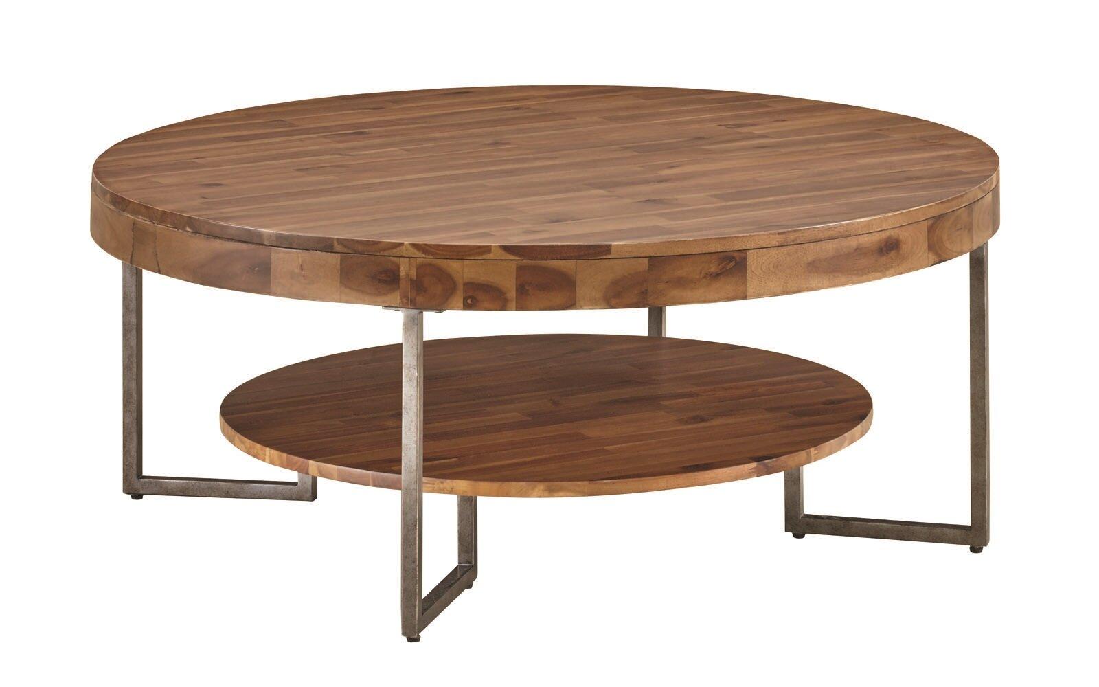 Foundry Select Bolivar Round Coffee Table Reviews Wayfair