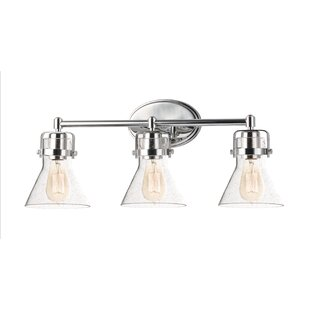 Nicastro 3-Light Vanity Light by Williston Forge