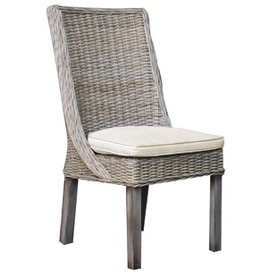 Compare Exuma Upholstered Dining Chair by Panama Jack Sunroom Reviews (2019) & Buyer's Guide