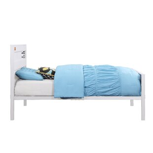 Reynolds Platform Bed with Trundle by Zoomie Kids