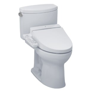 Toto Drake 1.28 GPF Elongated Two-Piece Toilet
