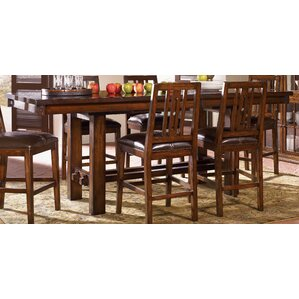 Sequoia 7 Piece Dining Table Set by Loon ..