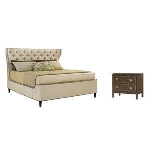 Awesome MacArthur Park Panel Configurable Bedroom Set